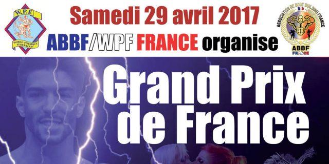 Grand Prix de France 2017 Sélection Europe
