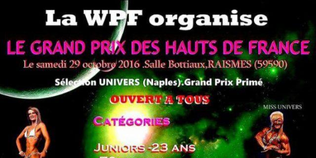 Grand Prix des Hauts de France 2016