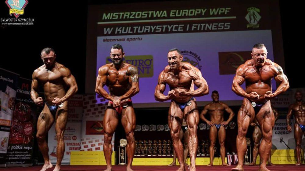 – 90 kg Europe 2017