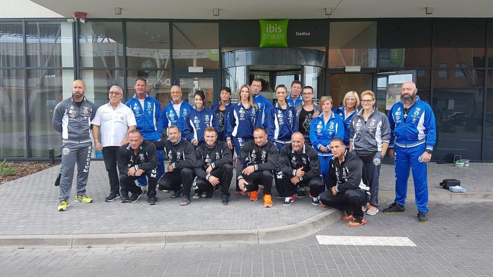 Autour de la compétition Europe 2017