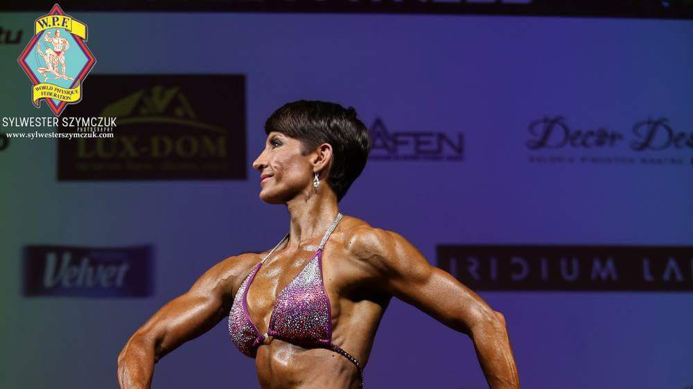 Miss Body hard Europe 2017