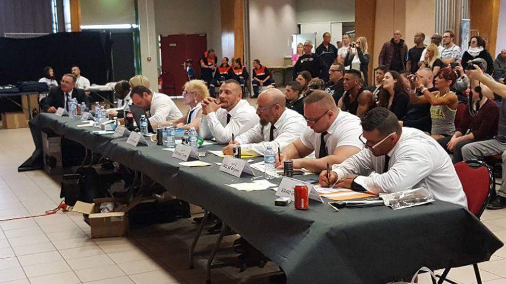 Les juges France 2017