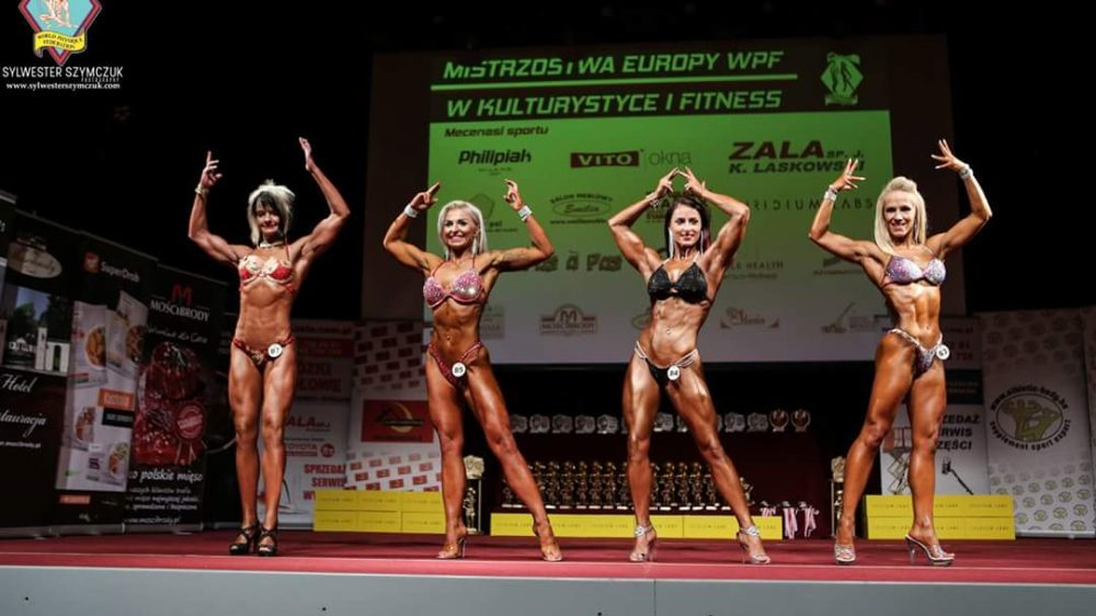 Miss WPF FIT Europe 2017