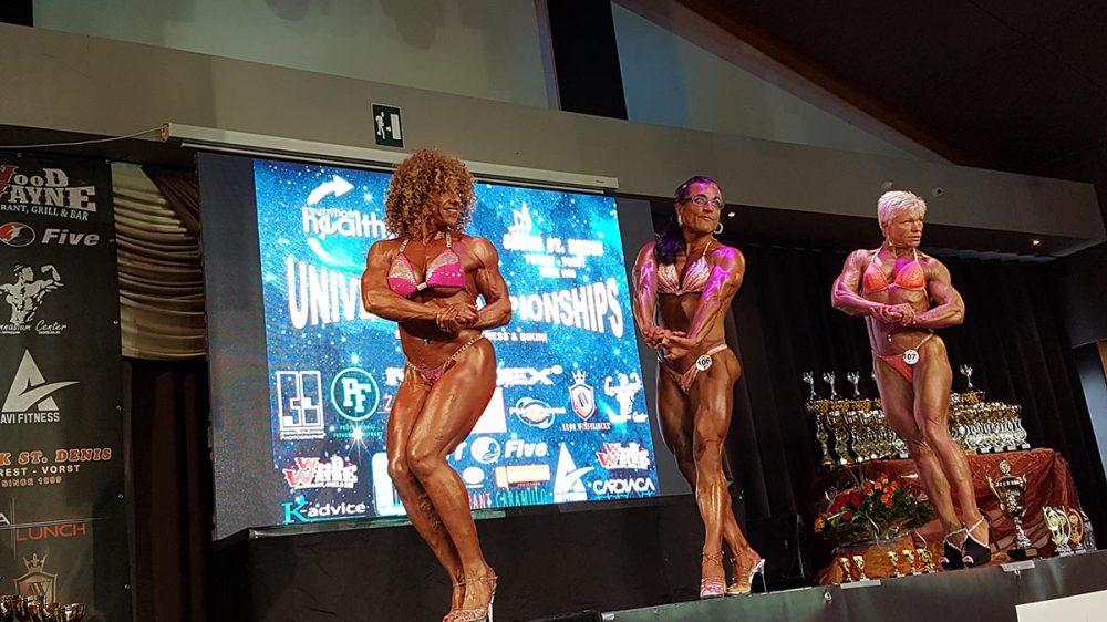 Miss body hard Univers 2018
