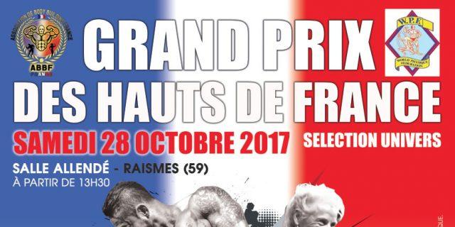 Grand Prix des Hauts de France 2017